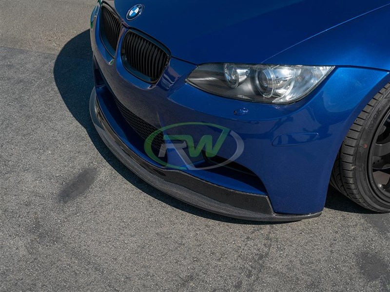 Carbon Fiber Arkym Style Lips for E9X M3 at RW Carbon