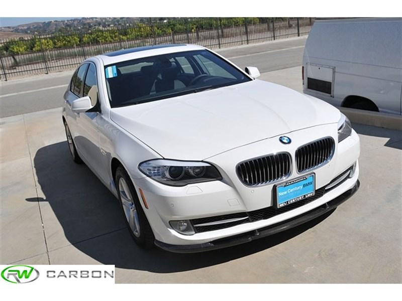 BMW F10 Hamann Style Carbon Fiber Front Spoiler