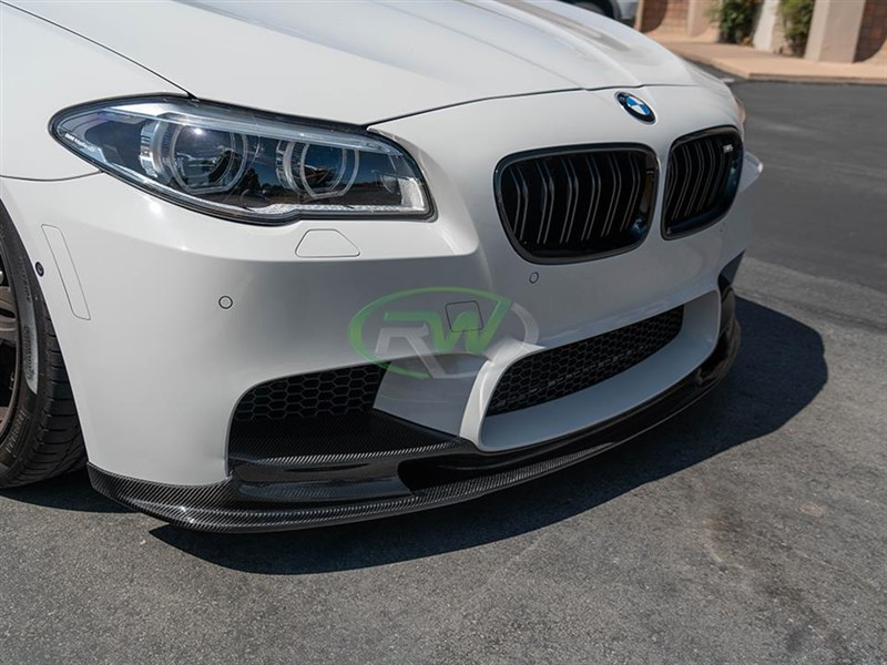 Click here to view the 3d design style carbon fiber f10 m5 lip