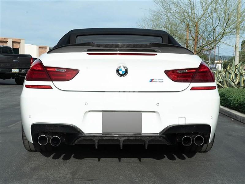 Bmw F06 F12 F13 640i 650i M6 Performance Style Carbon