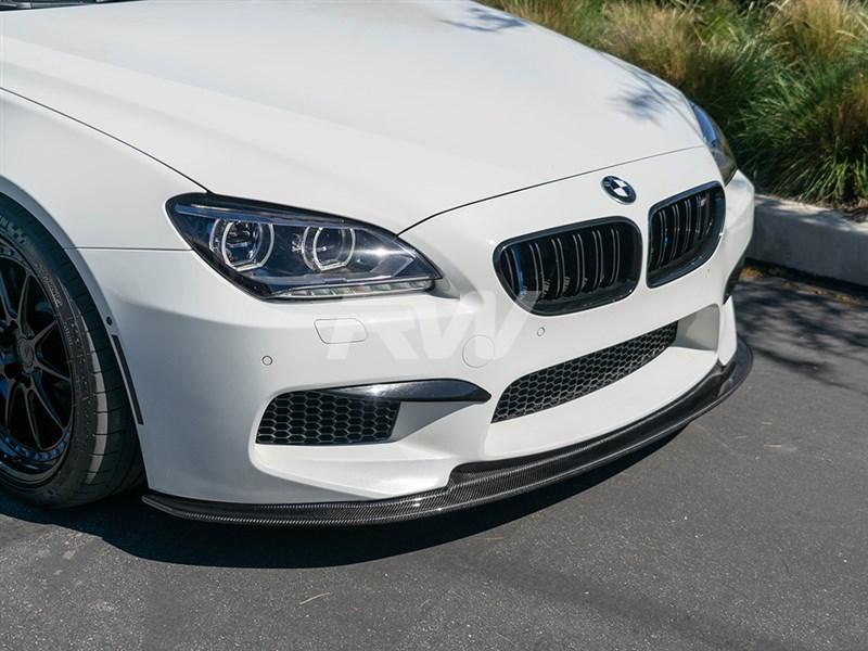 BMW F06 F12 F13 M6 Kholen Style CF Front Lip