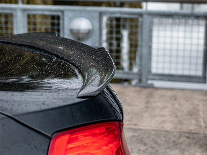 Check out our new GTX carbon fiber trunk spoiler for the F13 F06 BMW models