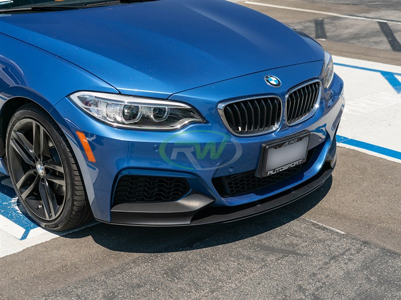 Check out the new Polypropylene Performance Style F22 F23 front lip