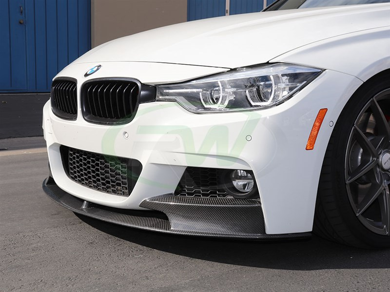 BMW F30/F31 Performance Style Carbon Fiber Front Lip