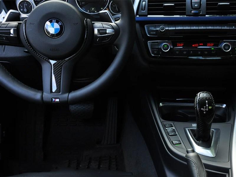 Bmw Carbon Fiber Steering Wheel Trim F06 F10 F12 F13 F22