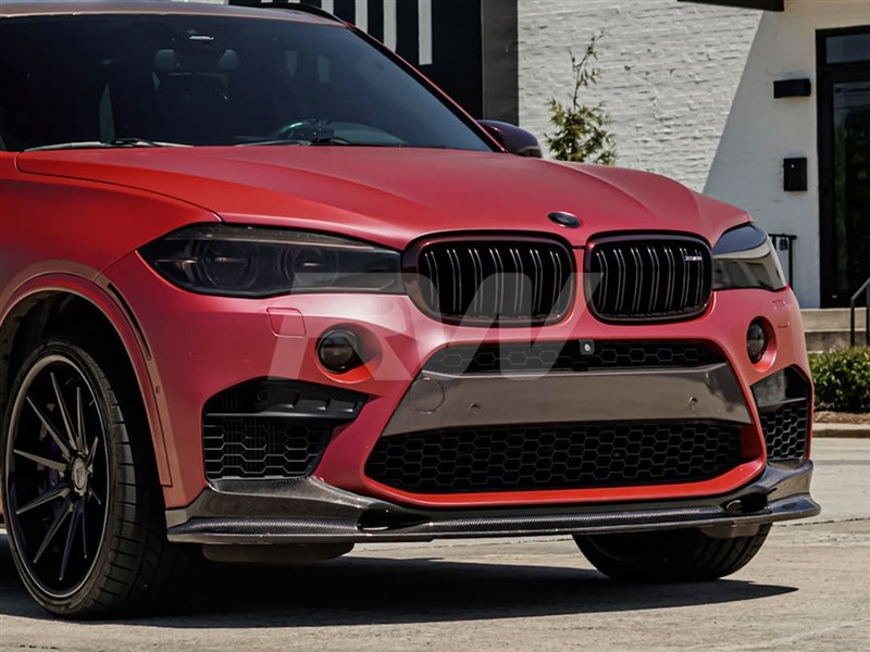 Introducing RW Carbon's new CF front lip for the BMW F85 X5M
