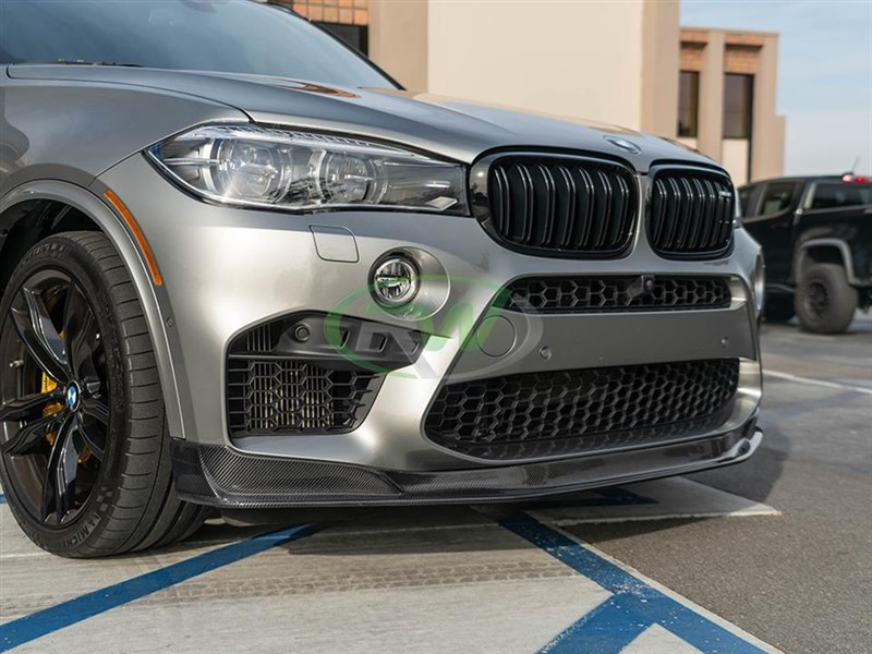 Introducing RW Carbon's newest CF front lip for the BMW F85 X5M