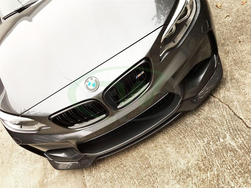 get yourself a DTM Front lip for your BMW F87 M2
