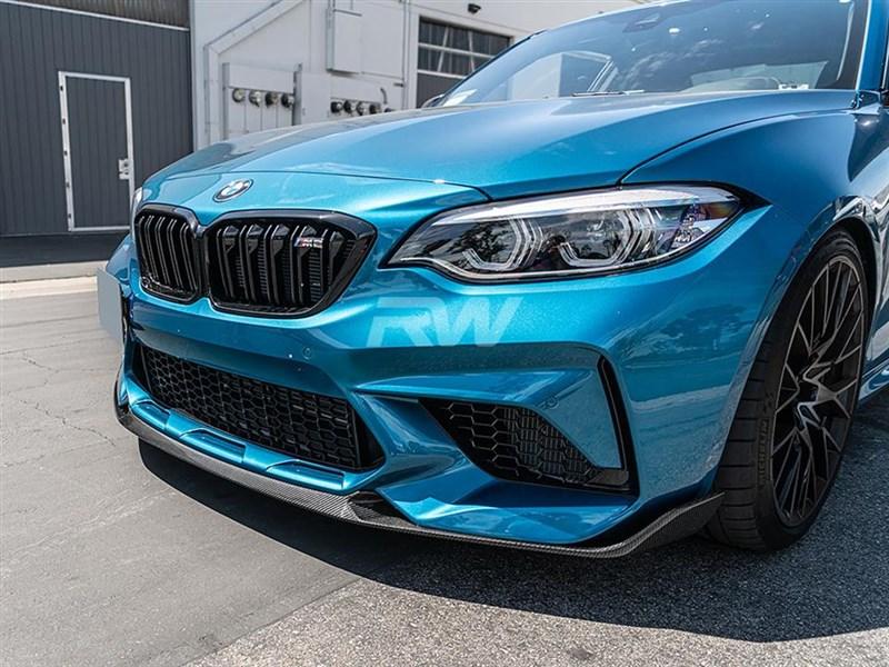 BMW F87 M2 Competition Carbon Fiber Front Lip
