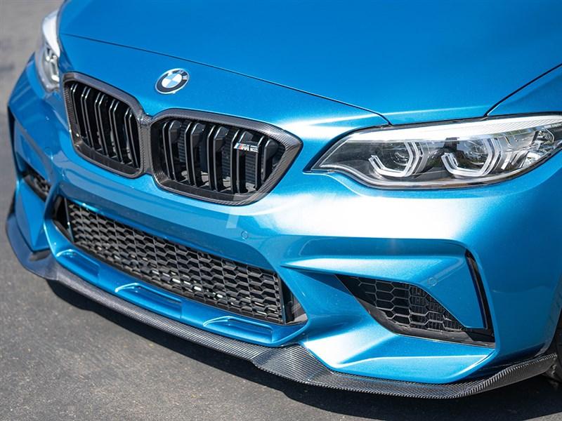 BMW F87 M2 Comp CS Style CF Front Lip