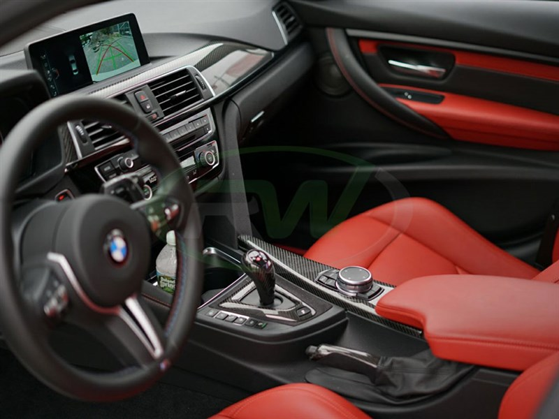 Carbon Fiber Mirror Covers Bmw