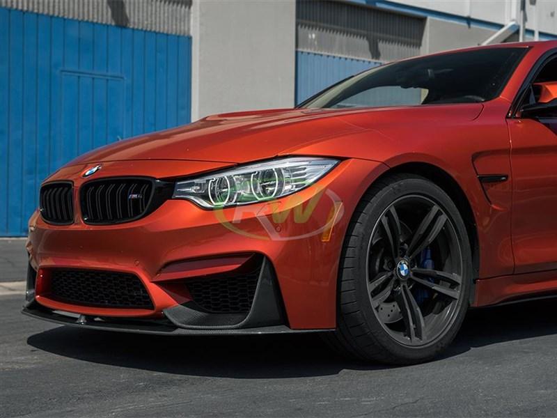 BMW F8x M3 M4 Performance Style CF Front Lip
