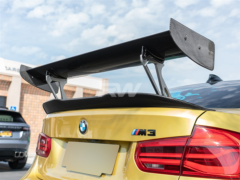 Now available the GTS Style Carbon Fiber F80 F82 Wing