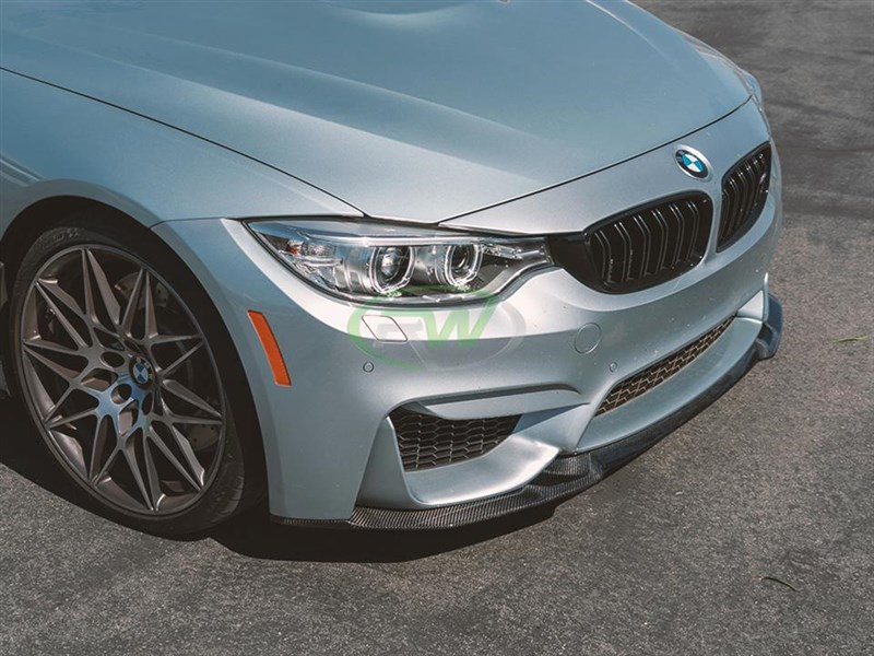 Newly released CS Style Front Lip Spoiler for the BMW F80 M3 F82 F83 M4