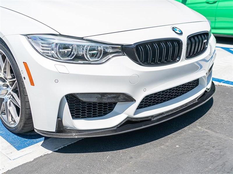BMW F8x M3 M4 RWS Carbon Fiber Front Lip