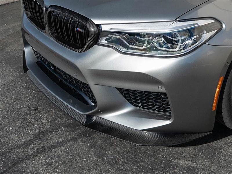 BMW F90 RWS Carbon Fiber Front Lip
