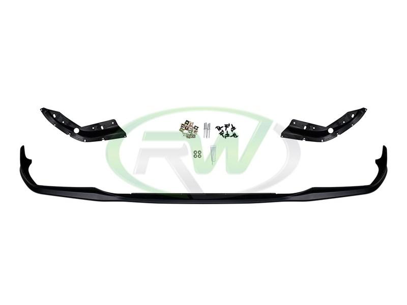 BMW G20 330i M340i Polypropylene Front Lip Spoiler