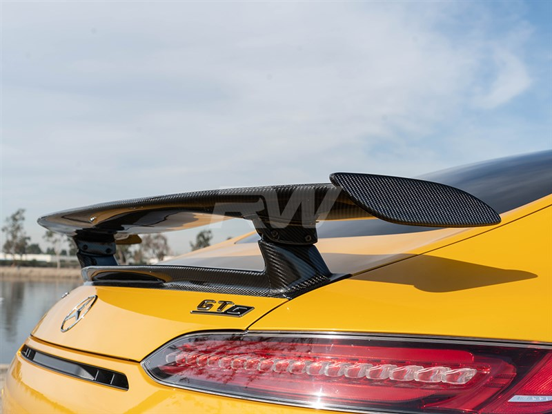 Introducing our brand new GTS/GT/GTC GTR Style Carbon Fiber Rear Wing