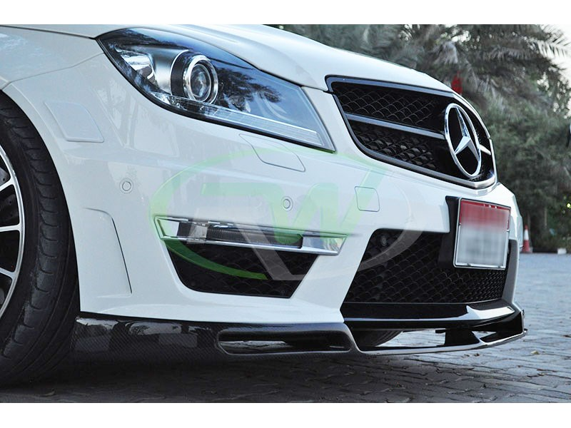 RW Carbon presents the C63 facelift DTM front lip