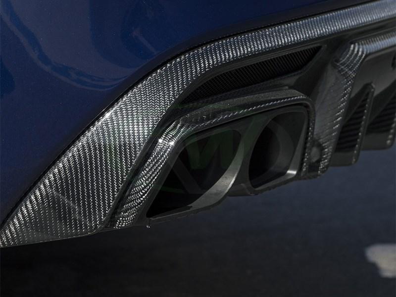 Mercedes W205/W212 Aluminum Exhaust Tips