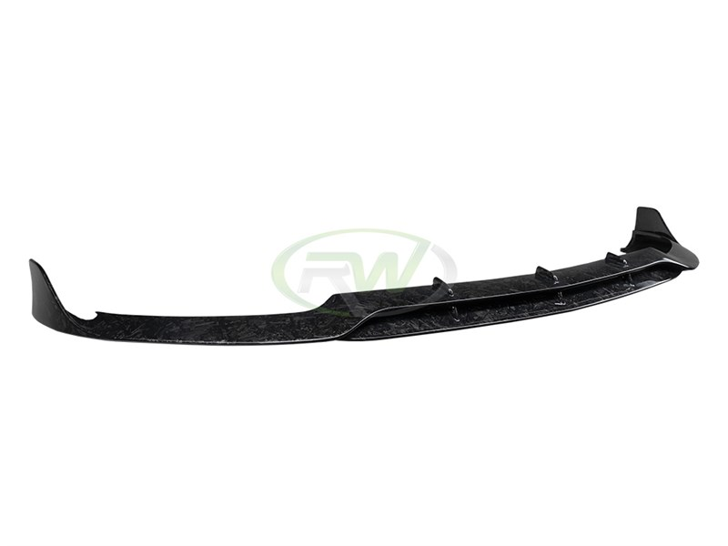 Rw Carbon Fiber Mercedes W205 Sedan Forged BRS Front lip