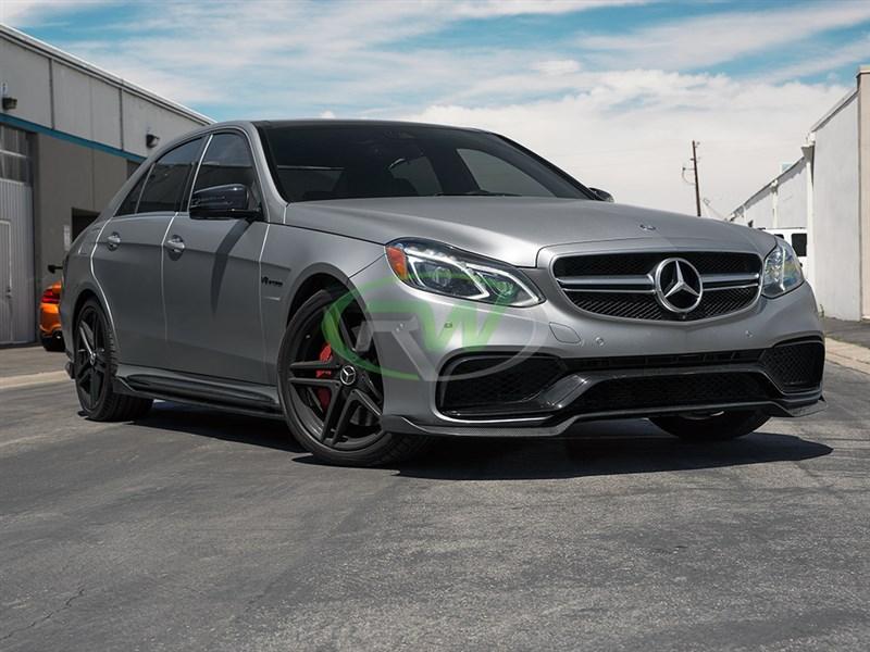 2014 E63 Amg For Sale >> Mercedes W212 E63 2014+ Brabus Style Carbon Fiber Front ...